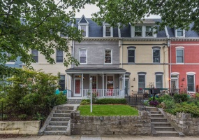 4 Bedrooms, Single Family Home, Sold Properties, 8th Street, NW, 3 Bathrooms, Listing ID 1040, Washington, 20011,